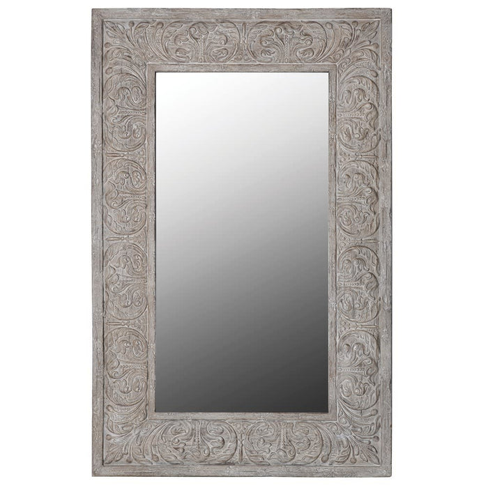 Large Decorative Frame Wall Mirror
