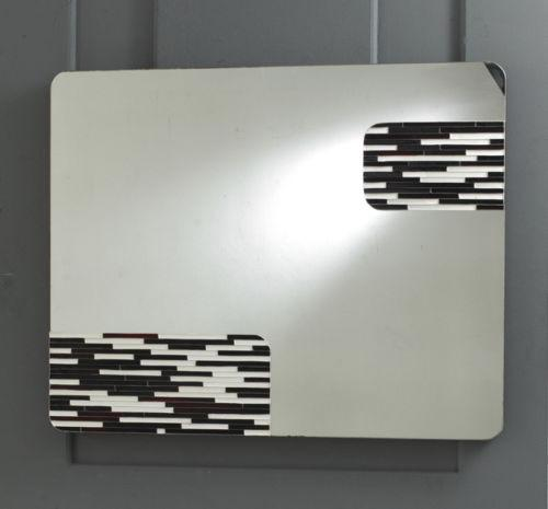 Glass Mosaic Tiles Mirror-Art Deco Mirror-Chic Concept