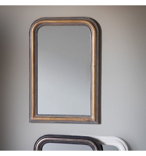 Hyder Verdigree Gold Arch Wall Mirror