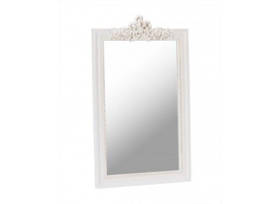 Juliette White Wall Mirror-Wall Mirror-Chic Concept