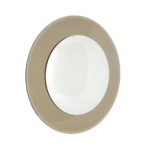 Luna Bronze Convex Wall Mirror