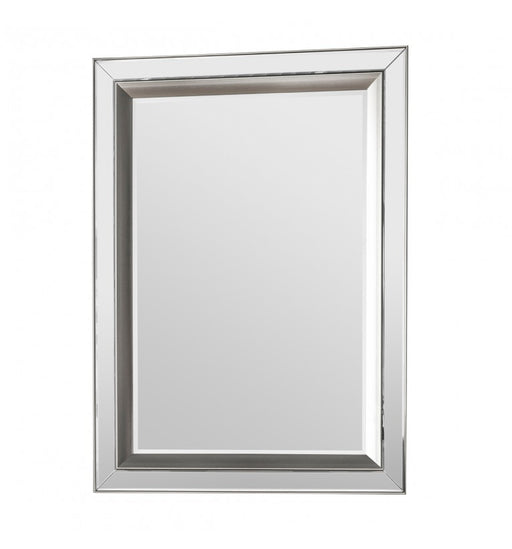 Madrid Bevelled Edge Rectangular Wall Mirror