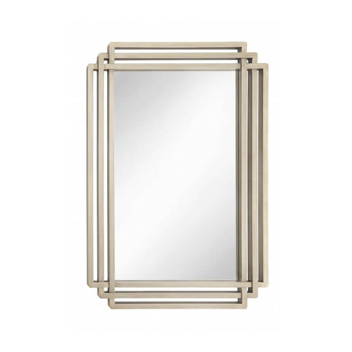 Modern Oswin Rectangular Wall Mirror