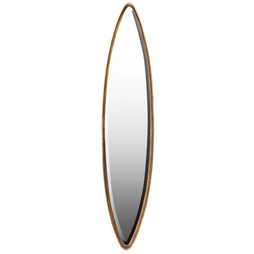Modern Oval Eclipse Wall Mirror