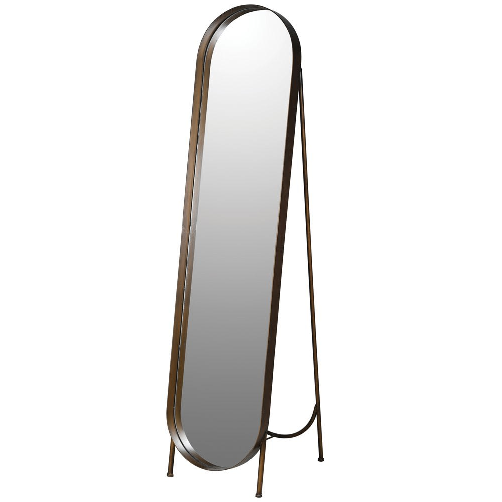 Oblong Cheval Floor Standing Dress Mirror