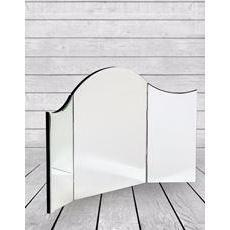 Venetian Deco Dressing Table Mirror-Dressing Table Mirror-Chic Concept