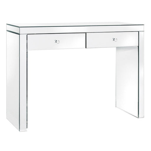 Mirrored Venetian 2 Drawer Dressing Table