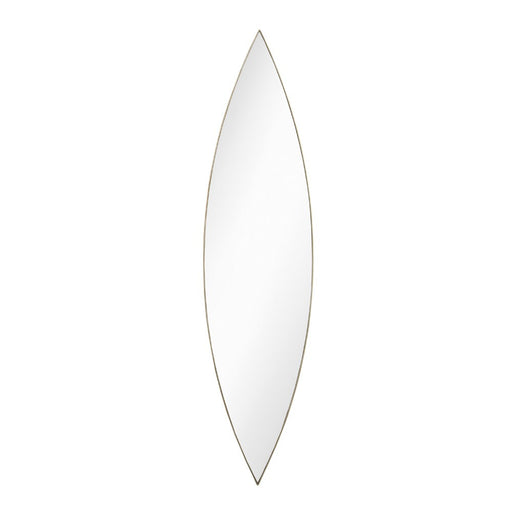 Contemporary Verona Long Oval Mirror