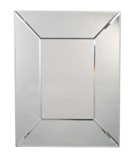 Contemporary Wide Framed Mirror-Wall Mirror-Chic Concept