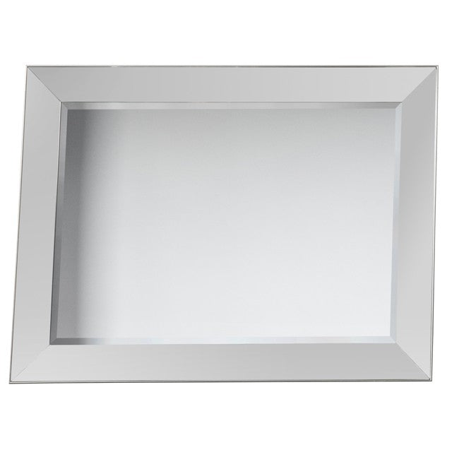 Modern Bertoni Rectangular Wall Mirror