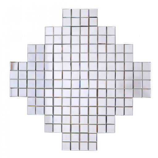 Contemporary Venetian Mosaic Decorative Wall Bathroom Mirror-Decorative Mirror-Chic Concept