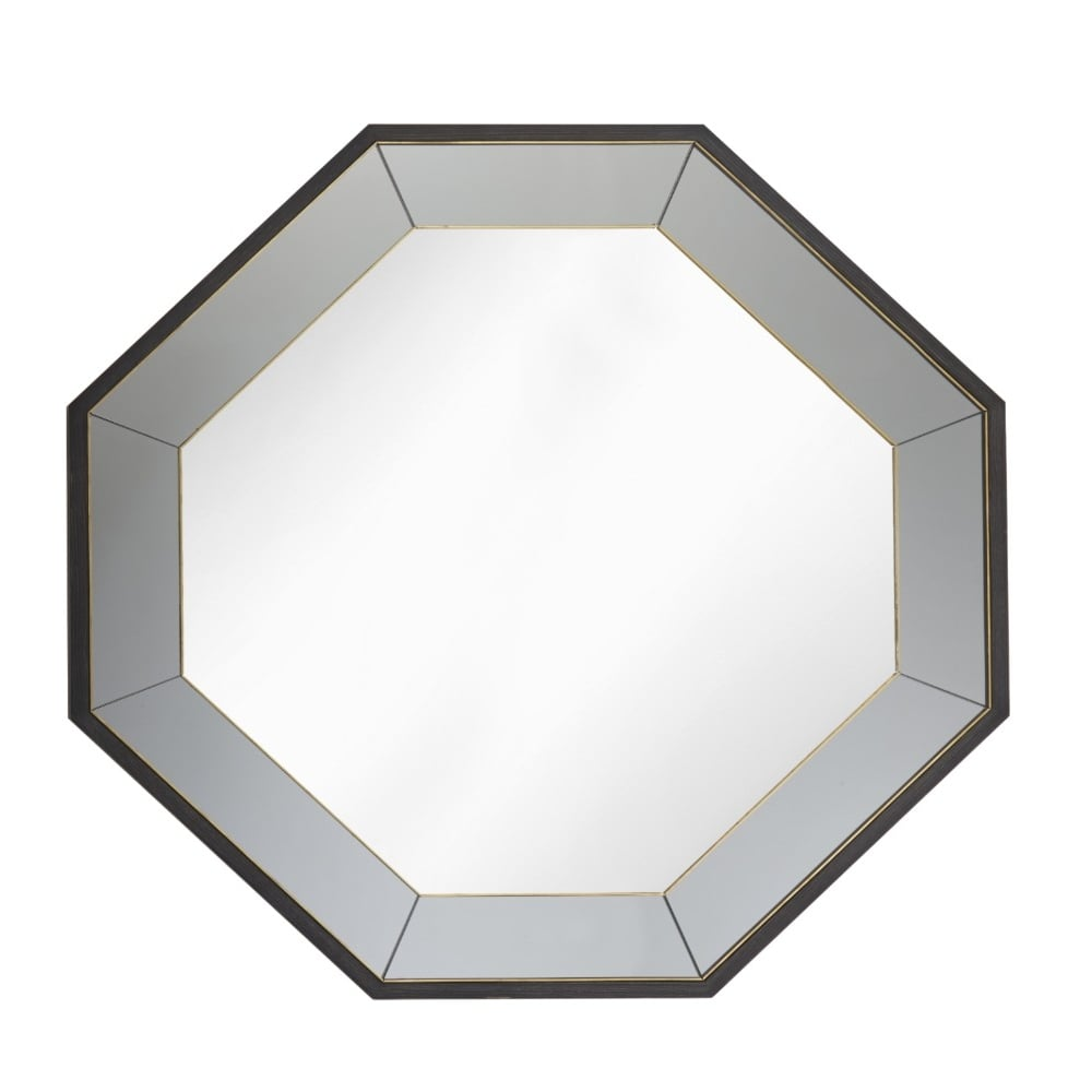 Morcote Octagon Shape Wall Mirror