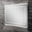 Outline LED Rectangular Bathroom Wall Mirror - 60 cm x 80 cm