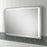 Spectre LED Rectangular Bathroom Wall Mirror - 60 cm x 100 cm