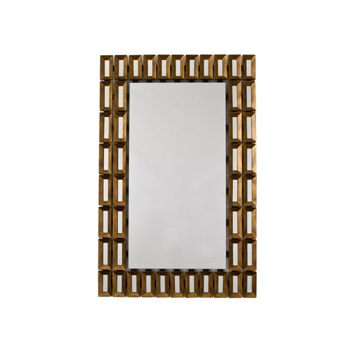 Tuscany Antique Bronze Rectangular Wall Mirror