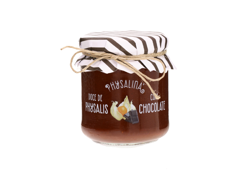 Doce de Physalis C/ Chocolate 245g - Physalina