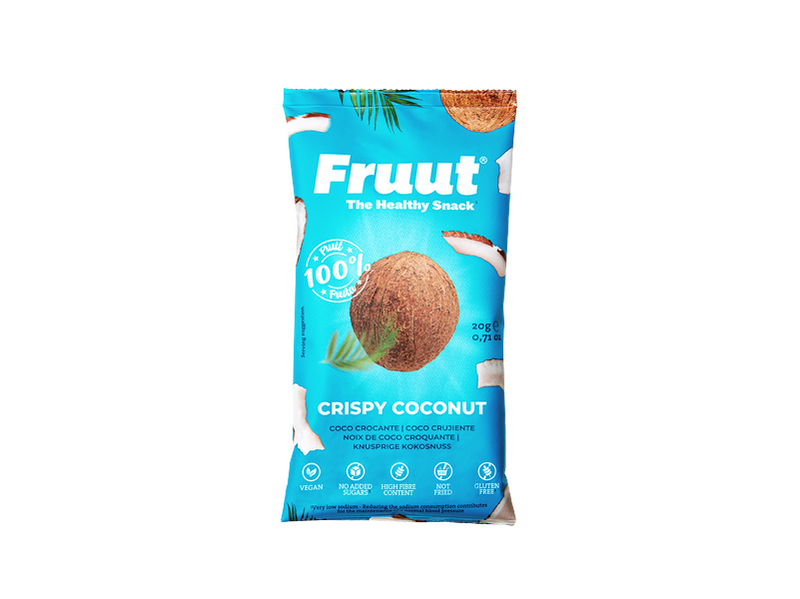 coconut, fruut, crispy, chipz, healthy, snack
