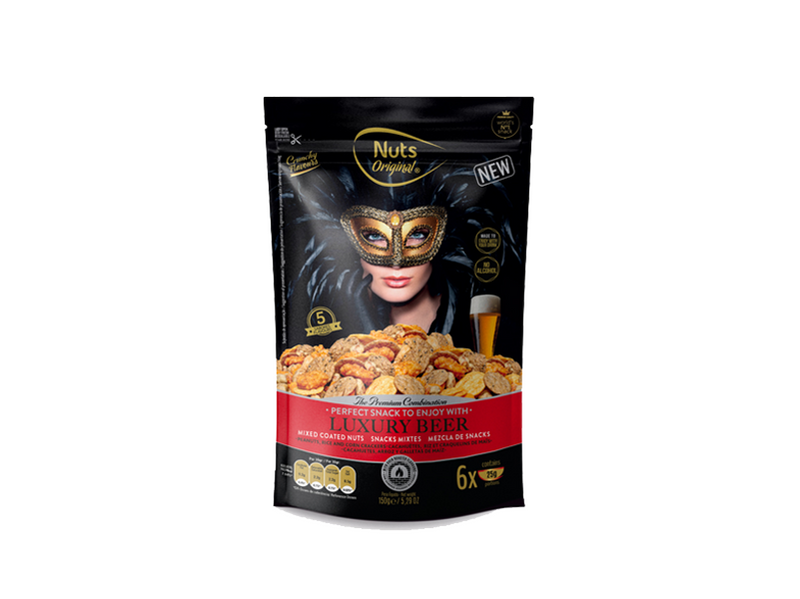 Mix de Snacks Luxury Beer - Nuts Originals