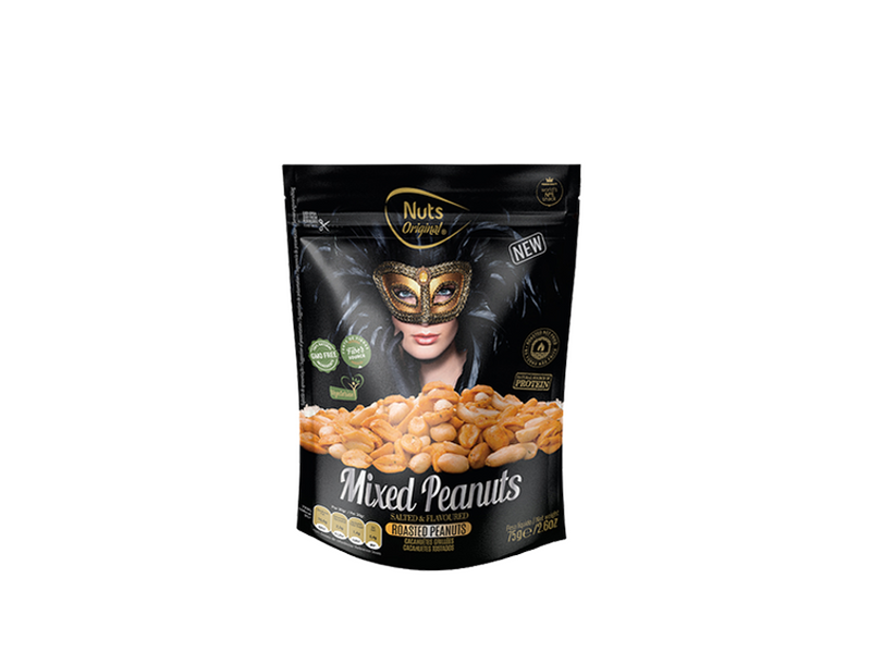 Mixed Peanuts - Nuts Originals