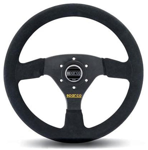 Sparco R323 330mm Suede steering wheel with small grip
