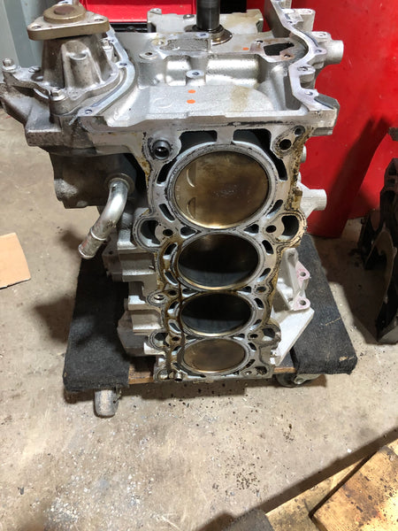 2006 Mazda MX5 Short Block