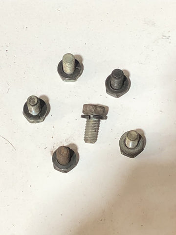 1990-2005 Mazda Miata Pressure Plate Bolt and Washer set (6)