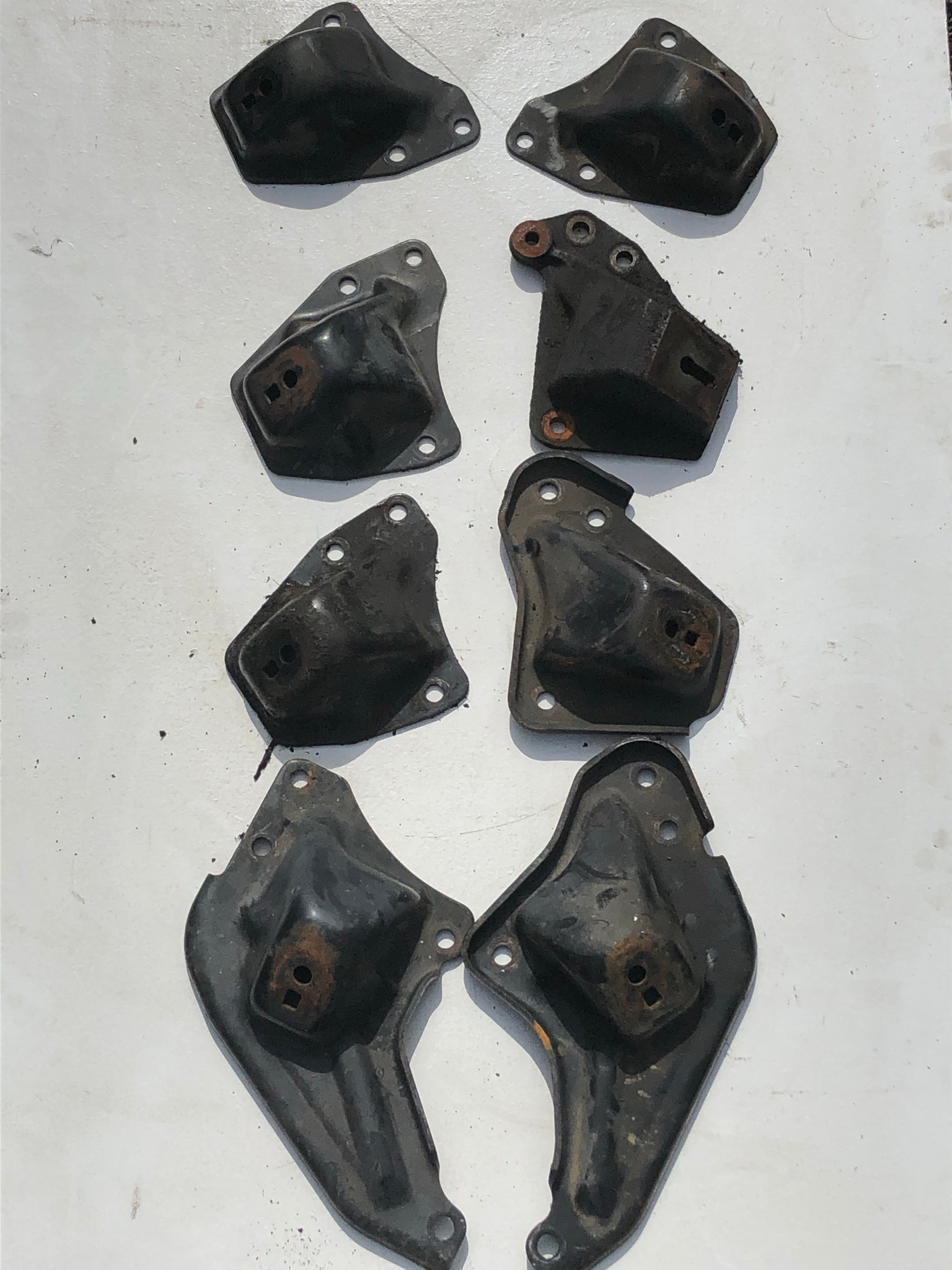 1990-2005 Mazda Miata Motor Mount Bracket Set