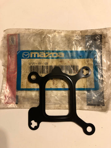 Mazda Water Outlet Gasket LF01-15-169