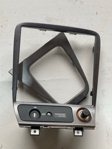 1999-2005 MazdaSpeed Miata Radio and Shifter Surround Trim