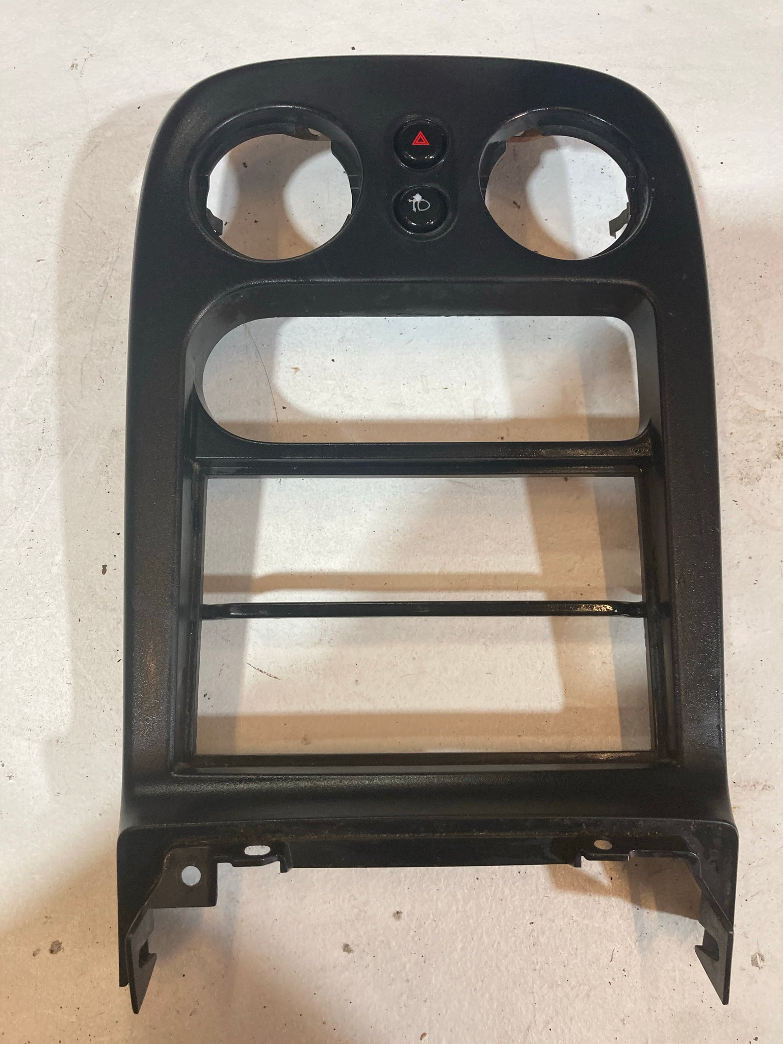 1994-1997 Mazda Miata Double Din Radio Surround