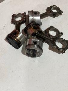 1990-1993 Mazda Miata NA6 Pistons and Rods
