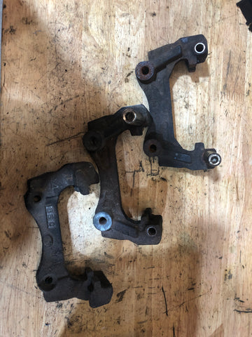 1990-2005 Mazda Miata Brake Caliper Slide Brackets