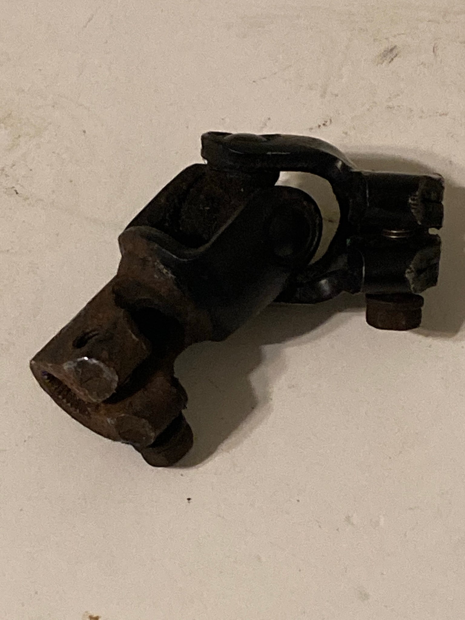 1990-1997 Mazda Miata Steering Knuckle at the Rack Lower Joint NA01-32-850B