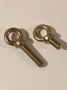 Seat Belt Harness Eye Bolts