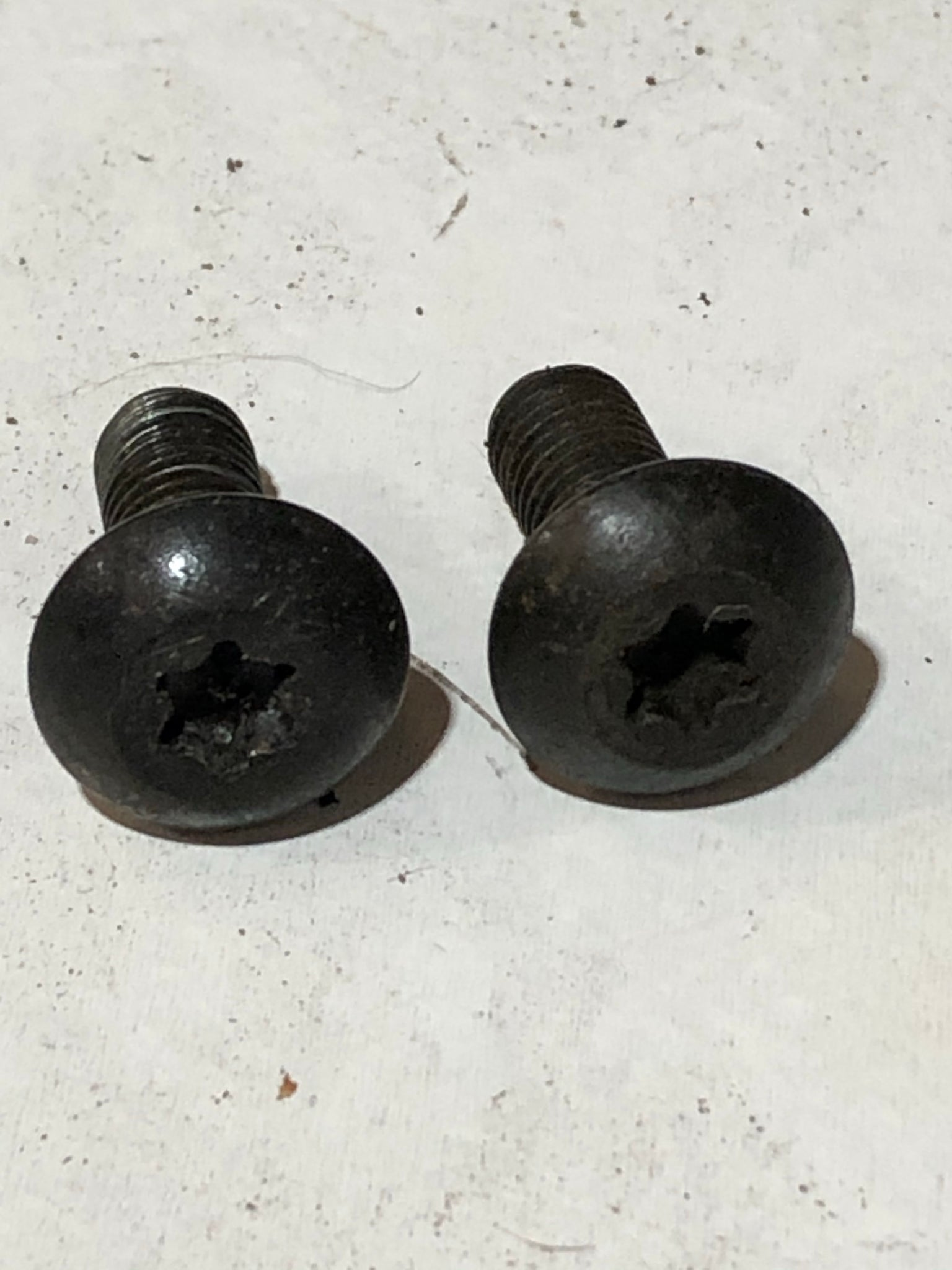 1990-2005 Mazda Miata Soft Top Striker Bolts (pair)