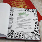 Personalized American Football Quiz Book