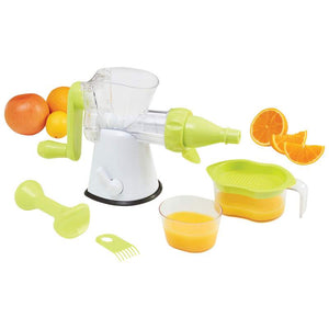 Hand Crank Single Auger Juicer