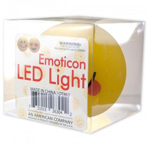 Emoticon LED Light