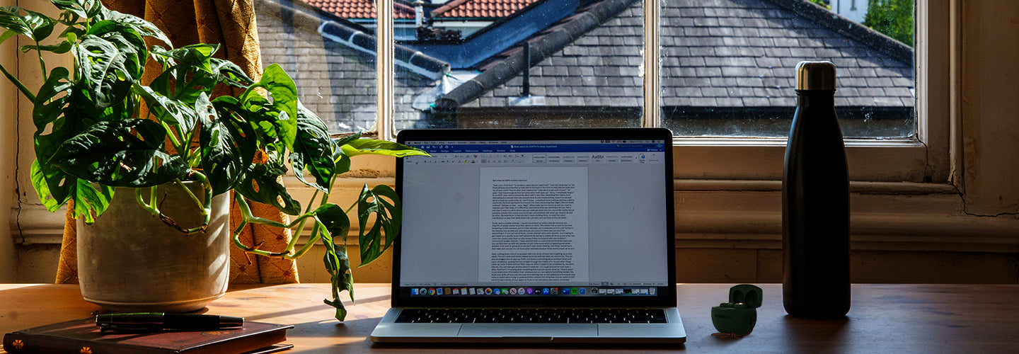 Top Work from Home Essentials for Better Productivity