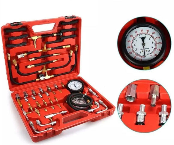 Kit testeur pompe d'injection de carburant et testeur pression injection