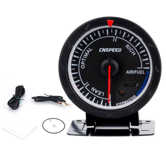 Manometre A/F air fuel Ratio CN SPEED 60MM