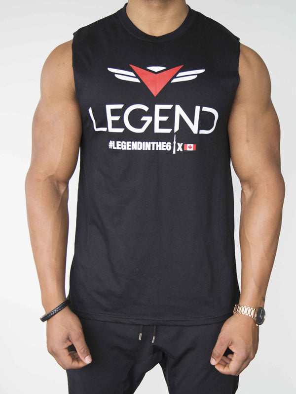 Legend In The 6ix Combat T-Shirt