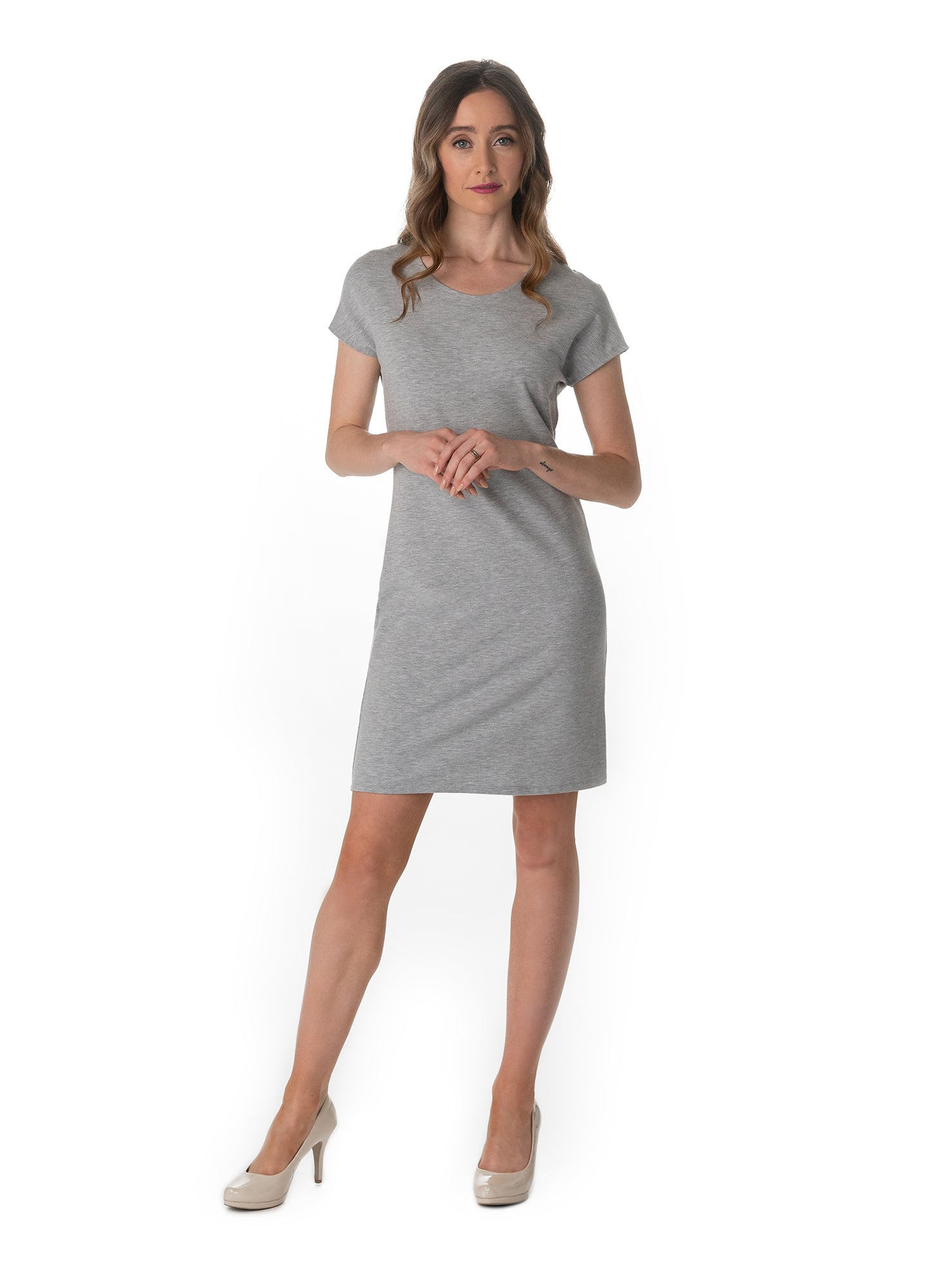 Easy Tee Dress - Essentials Collection