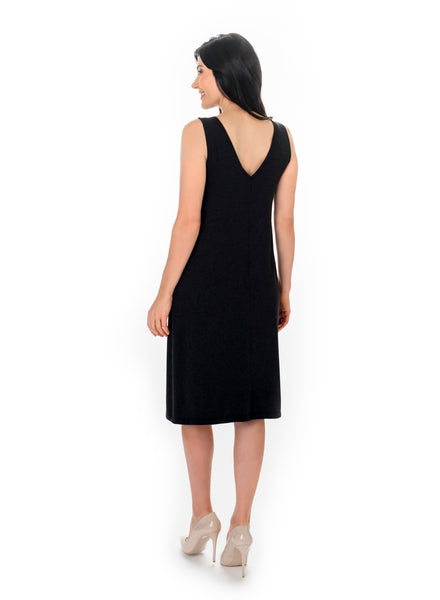 Lux Back2Front Tank Dress - Essentials Collection