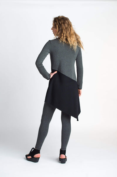 Duffield-Design-Balance-Black-Grey-Tunic-Back