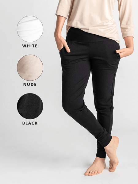 Jodhpur Pocket Pant Black