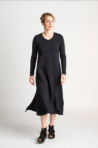 Duffield-Design-Lucid-Black-Dress-Front