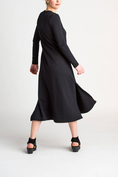 Duffield-Design-Lucid-Dress-Black-Back
