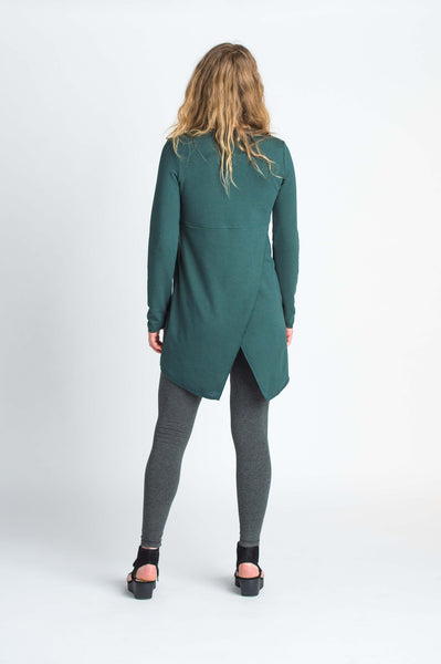 Duffield-Design-Seekers-Pine-Green-Tunic-Back