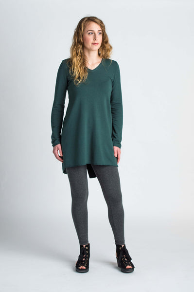 Duffield-Design-Seekers-Pine-Green-Tunic-Front